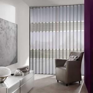 lamellenvorhang gardinen petry. Black Bedroom Furniture Sets. Home Design Ideas